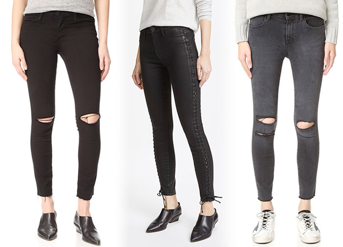 Not So Boring Black Jeans for Fall - Jeans 6