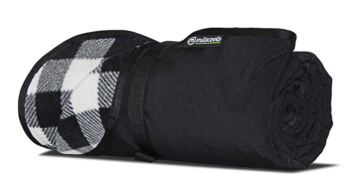 Mitscoots Outfitters Launches Blankets and Pillows for the Homeless - Traveler Blanket