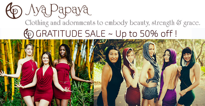 Holiday Break Recap and Favorite Remaining Sales - Aya Papaya