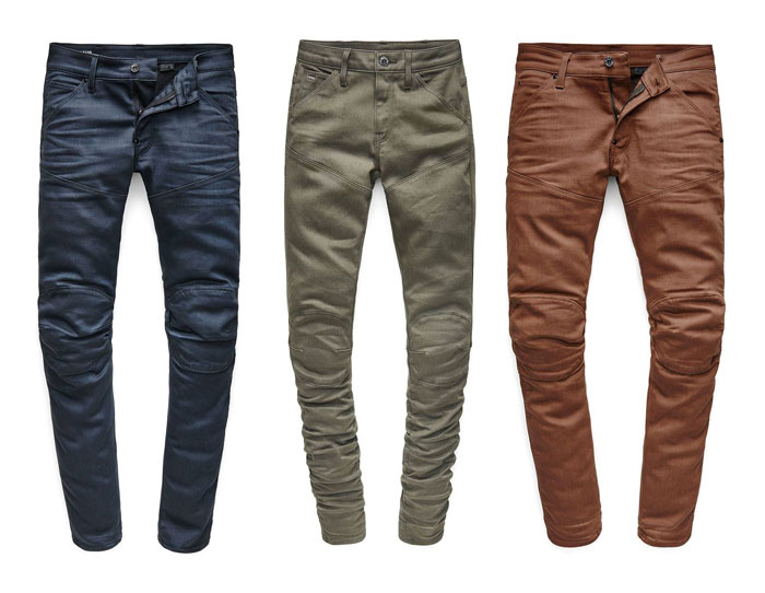 The Naturally Dyed Earth Colors Jeans by G-Star RAW - Women's Jeans