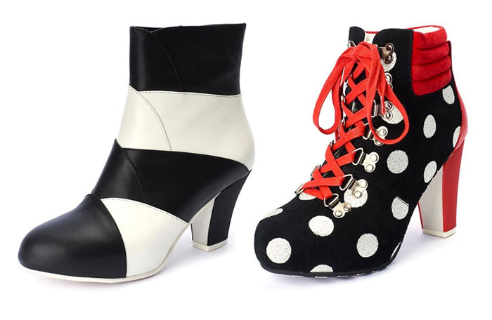 Comfortable and Whimsical Footwear by Lola Ramona  - Mid Boots 2