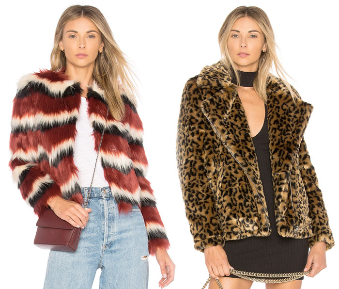 Stay Cozy and Stylish in Faux Fur Jackets this Winter - Majorelle and by the way