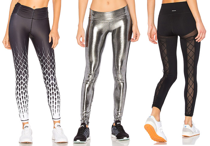 Stylish New Activewear for your 2018 Resolutions - Leggings
