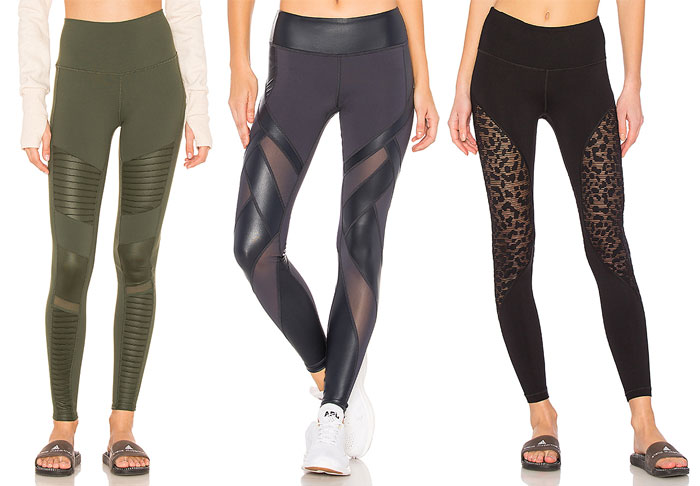Stylish New Activewear for your 2018 Resolutions - Leggings 2