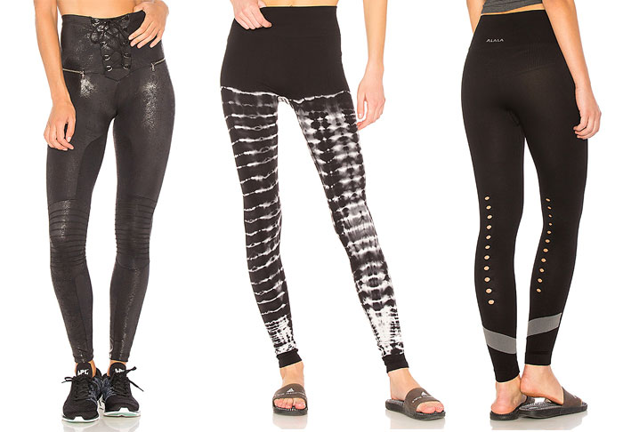 Stylish New Activewear for your 2018 Resolutions - Leggings 3
