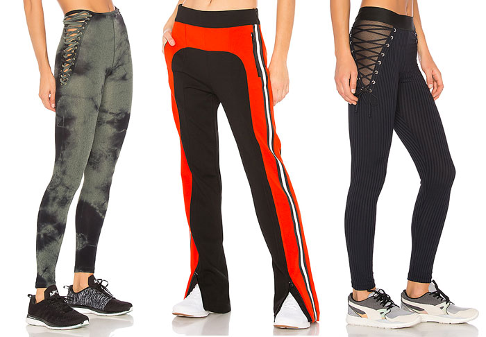 Stylish New Activewear for your 2018 Resolutions - Pant and Leggings