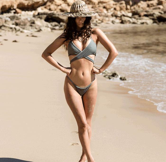 Earth Friendly Swimwear by Free Bella - Dion Top