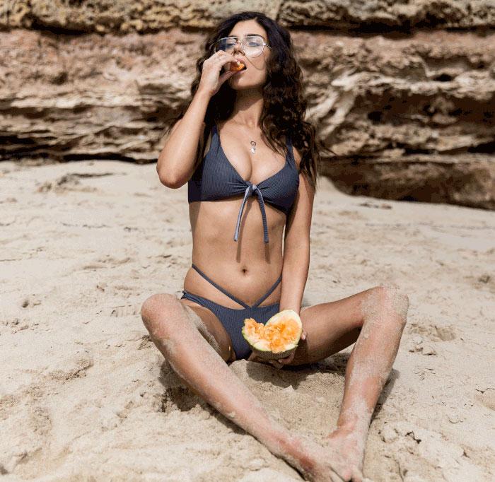 Earth Friendly Swimwear by Free Bella - Riahna Top
