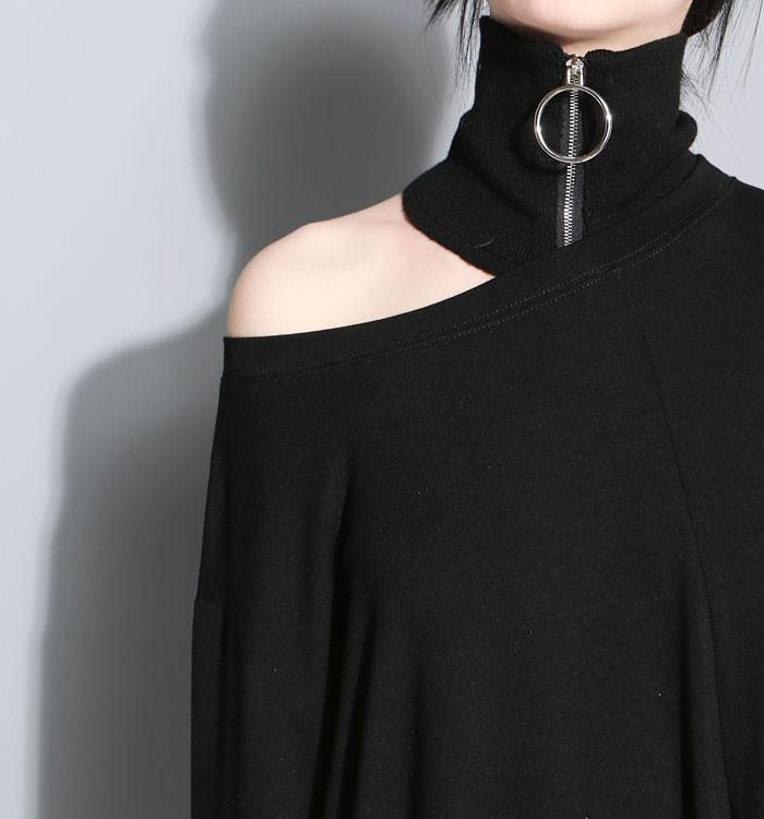 Affordable Modern Style for Dark Tastes by Marigold Shadows - Diagho Choker