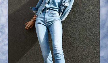 Modern and Casual New Spring Denim from Madewell