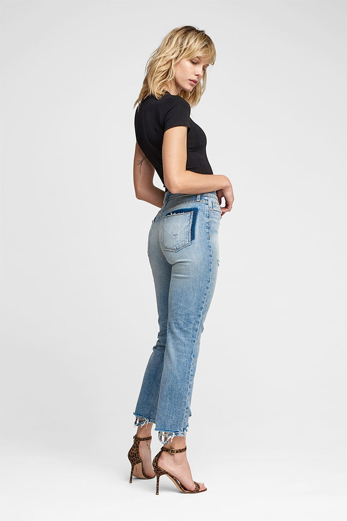 Unique New Arrivals from Hudson Jeans - Zoeey in Dip Out