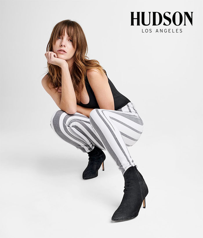 Unique New Arrivals from Hudson Jeans