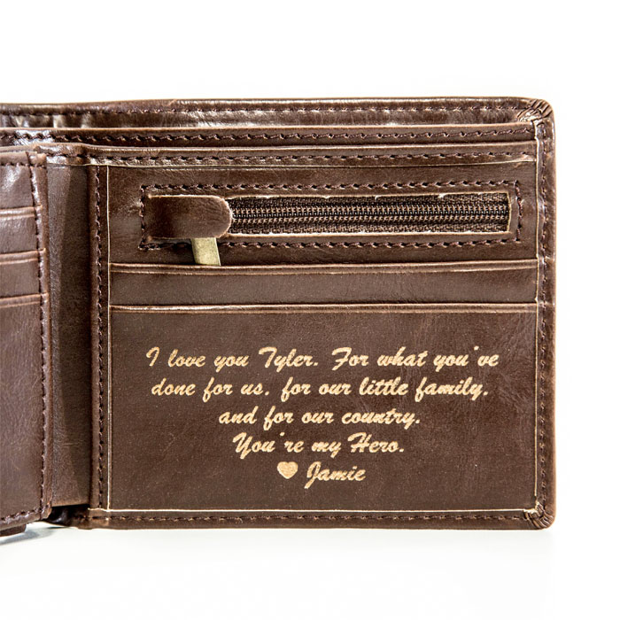 Creative and Personal Valentine's Day Gift Ideas from Etsy - Wallet