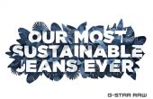 G-Star RAW Unveils their Most Sustainable Jeans Ever