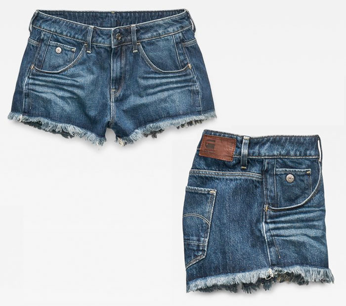 G-Star RAW Unveils their Most Sustainable Jeans Ever - Shorts