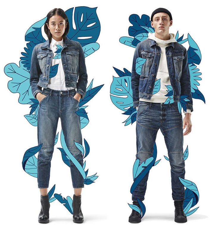 G-Star RAW Unveils their Most Sustainable Jeans Ever - Promo