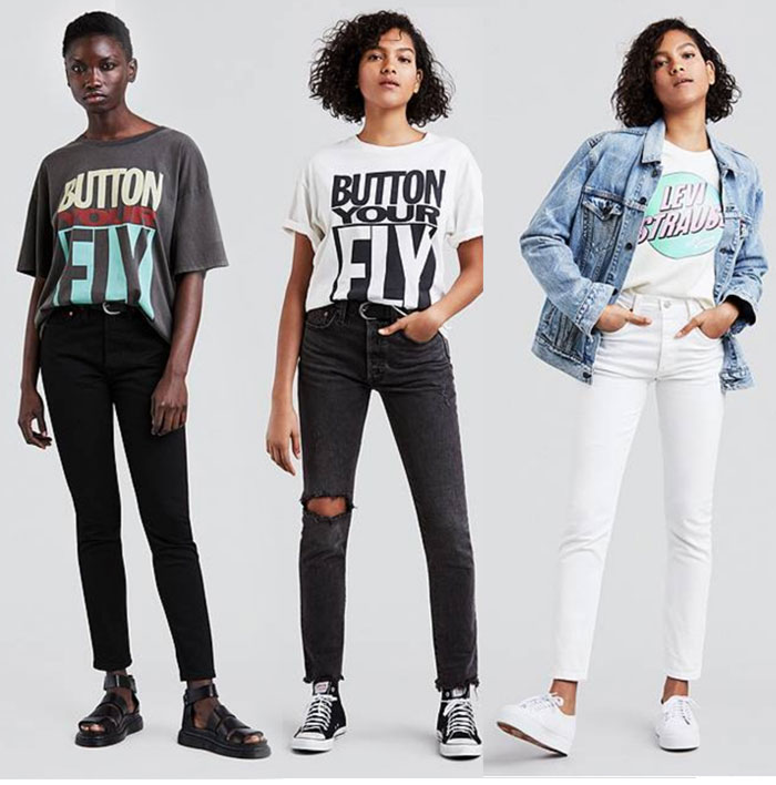 Modern meets Vintage with the Levi's 501 Skinny Jean - Jeans 5