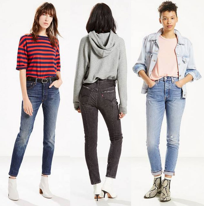 Modern meets Vintage with the Levi's 501 Skinny Jean - Jeans 3