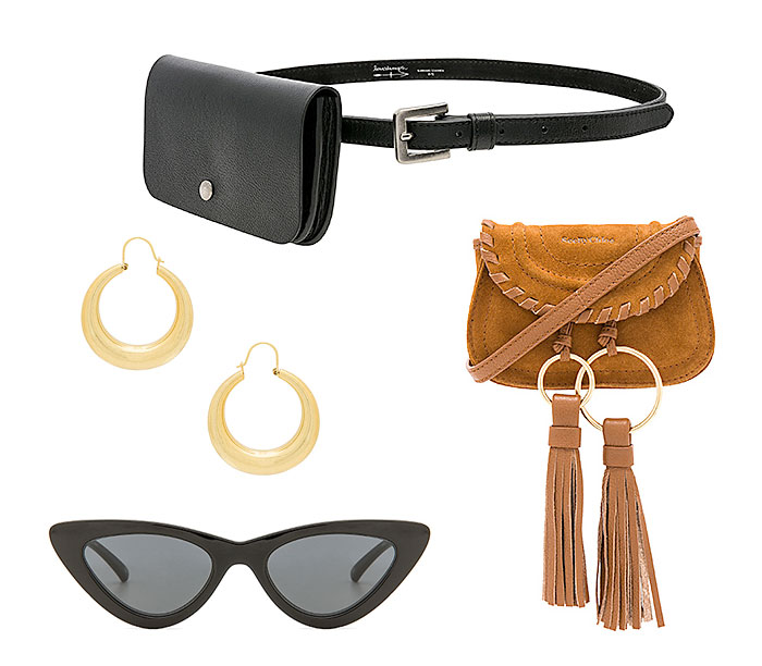 The Festival Vibes Edit by Revolve - Accessories