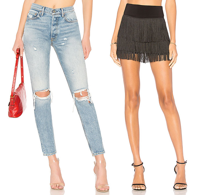 The Festival Vibes Edit by Revolve - Jeans and Shorts