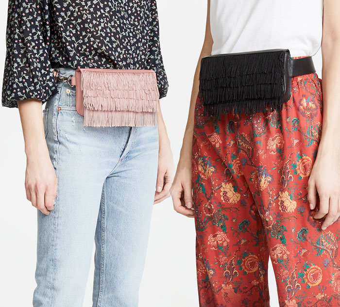 Versatile and Stylish Belt Bags for Everyday Convenience - Fringe Bags