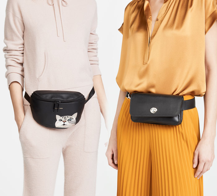 Versatile and Stylish Belt Bags for Everyday Convenience - Cat Bag and Dressy Bag
