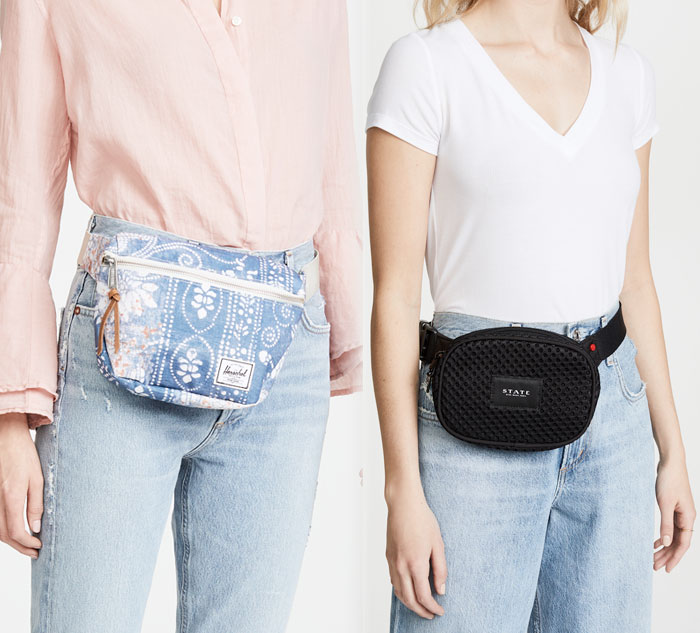 Versatile and Stylish Belt Bags for Everyday Convenience - Casual Bags 4