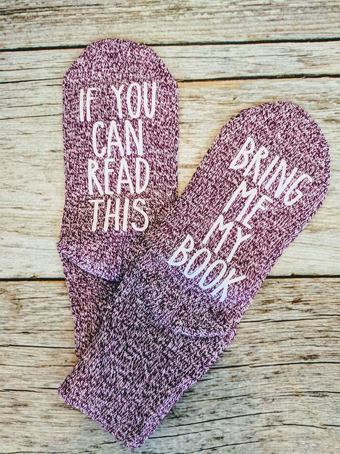20 Unique Last Minute Mother's Day Gifts - Socks