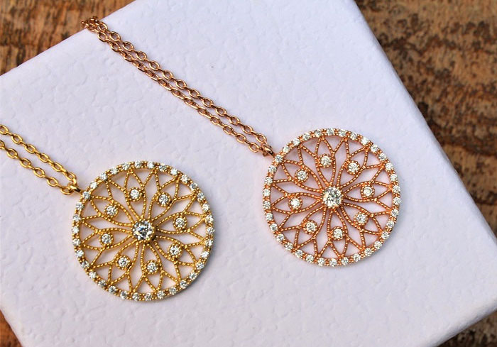 20 Unique Last Minute Mother's Day Gifts - Mandala Necklace