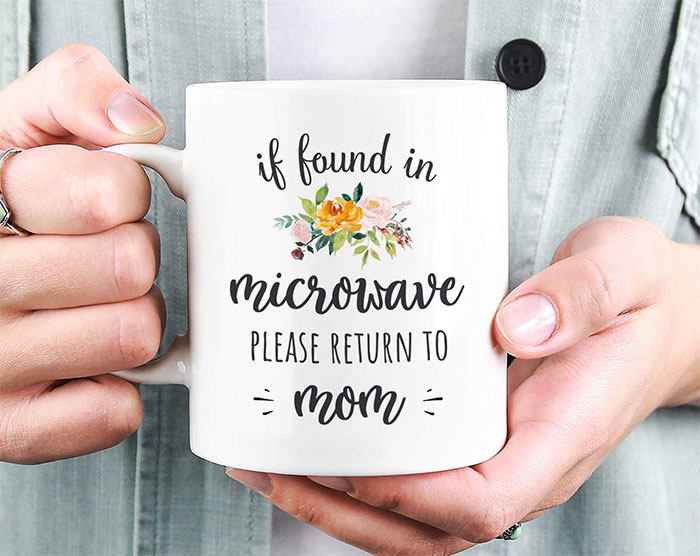 20 Unique Last Minute Mother's Day Gifts - Mug