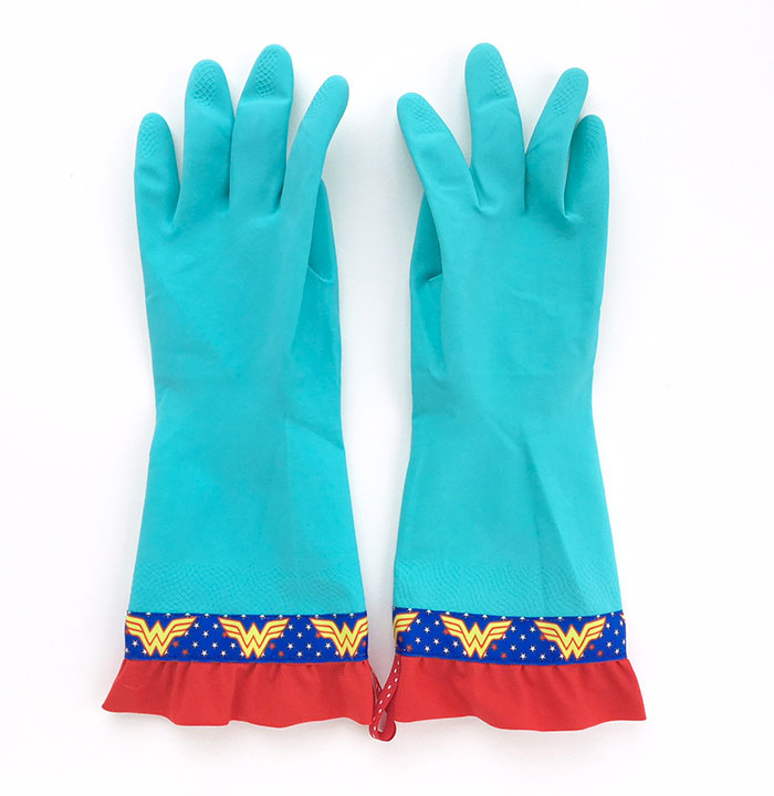 20 Unique Last Minute Mother's Day Gifts - Dish Gloves