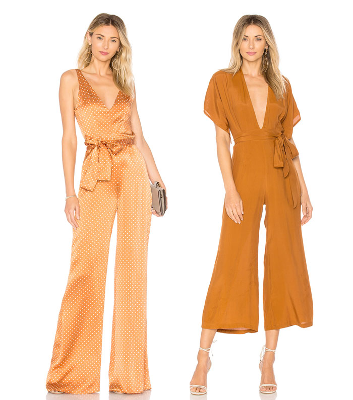 Get Into The Groove with the 70s Edit at Revolve - Jumpsuits