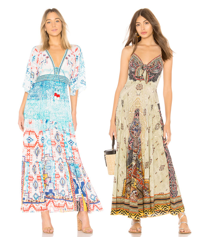 Get Into The Groove with the 70s Edit at Revolve - Floral Dresses