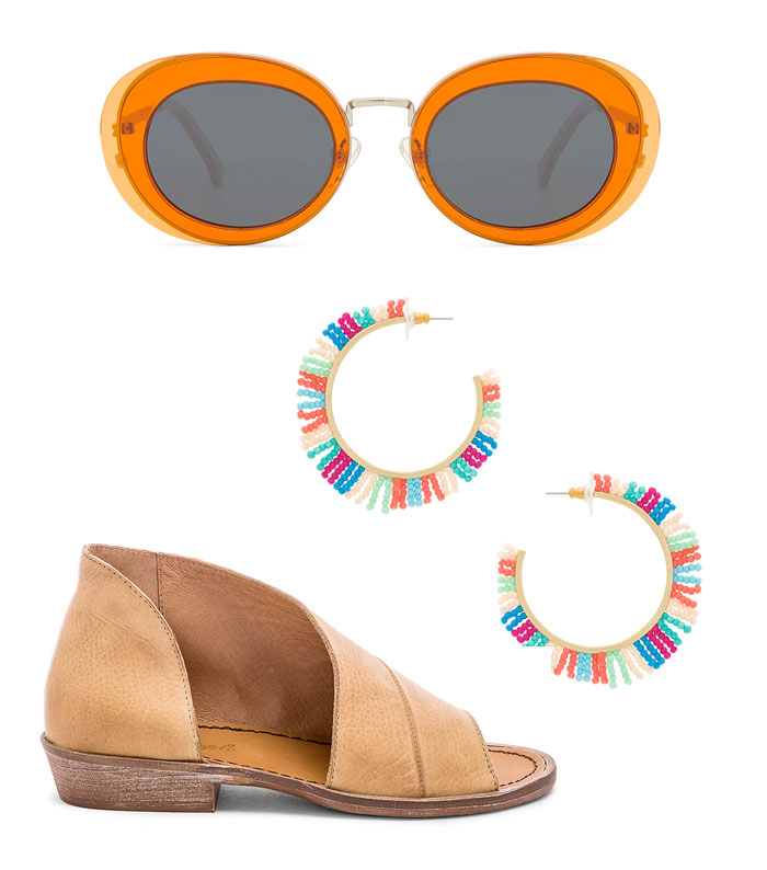 Get Into The Groove with the 70s Edit at Revolve - Accessories