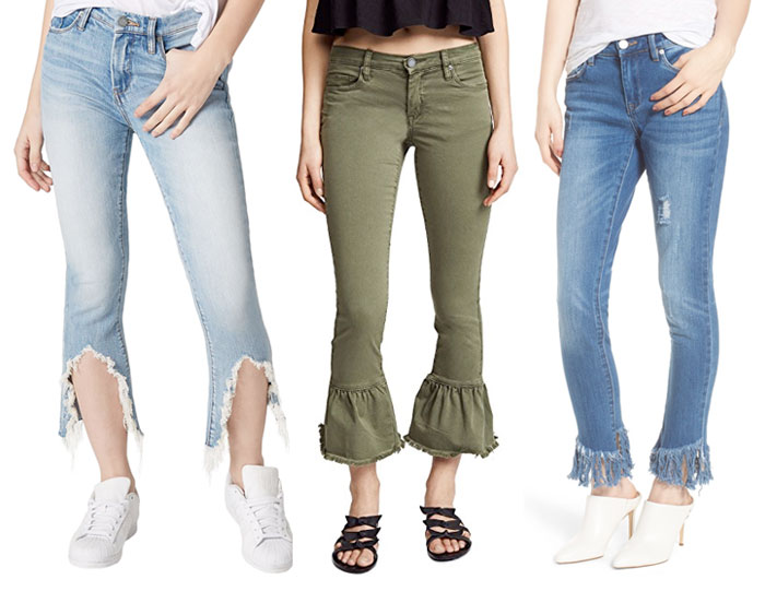 New Unique Denim Pieces for Summer from BLANKNYC - Jeans 2