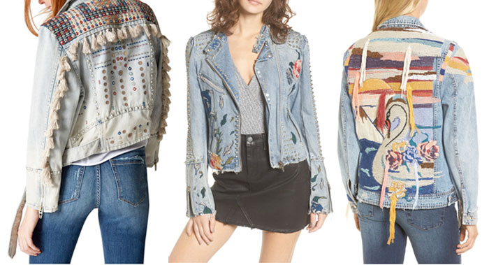New Unique Denim Pieces for Summer from BLANKNYC - Jackets 2