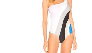 Bold Sustainable Swimwear from Mara Hoffman