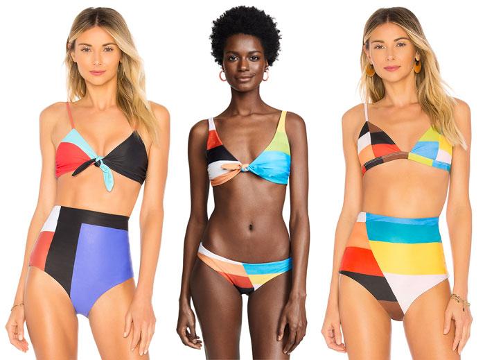 Bold Sustainable Swimwear from Mara Hoffman - Bikines 3