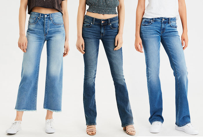 New Jeans for Your Unique Shape from American Eagle Outfitters - Jeans 11
