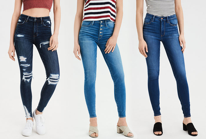 New Jeans for Your Unique Shape from American Eagle Outfitters - Jeans 2