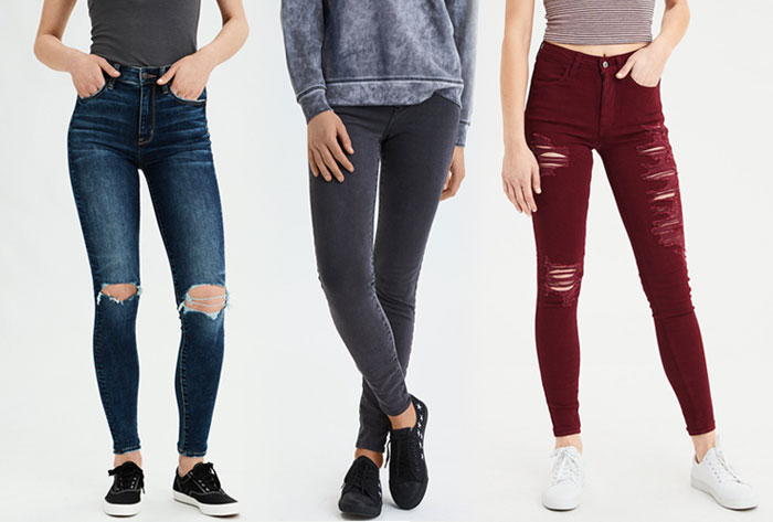 New Jeans for Your Unique Shape from American Eagle Outfitters - Jeans 3