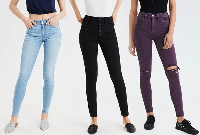 New Jeans for Your Unique Shape from American Eagle Outfitters - Jeans 4