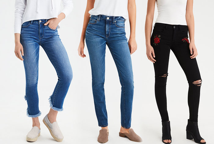 New Jeans for Your Unique Shape from American Eagle Outfitters - Jeans 7
