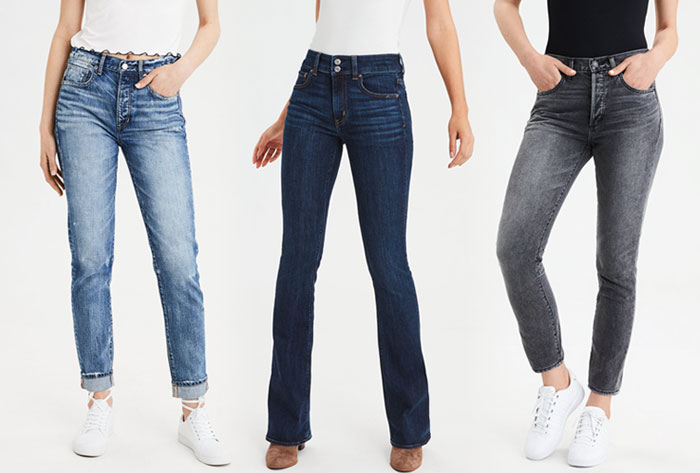 New Jeans for Your Unique Shape from American Eagle Outfitters - Jeans 9
