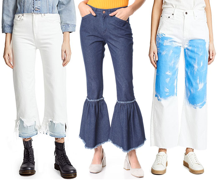 The Weirdest and Most Unique Denim at Shopbop - Jeans 13