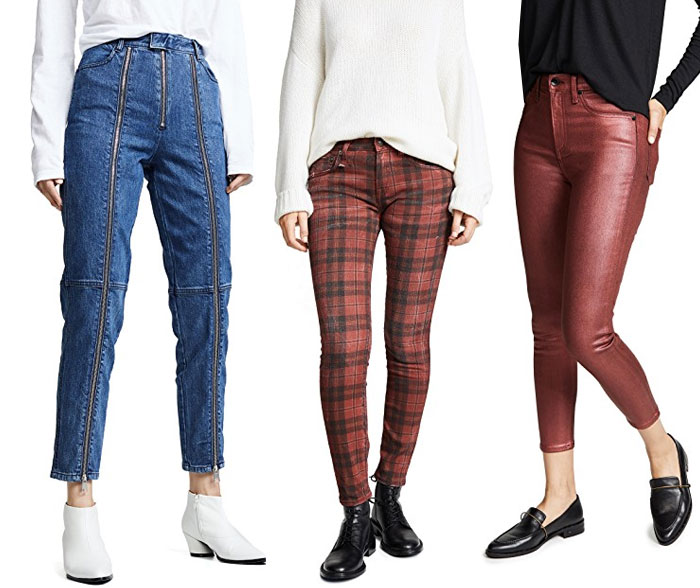 The Weirdest and Most Unique Denim at Shopbop - Jeans 2