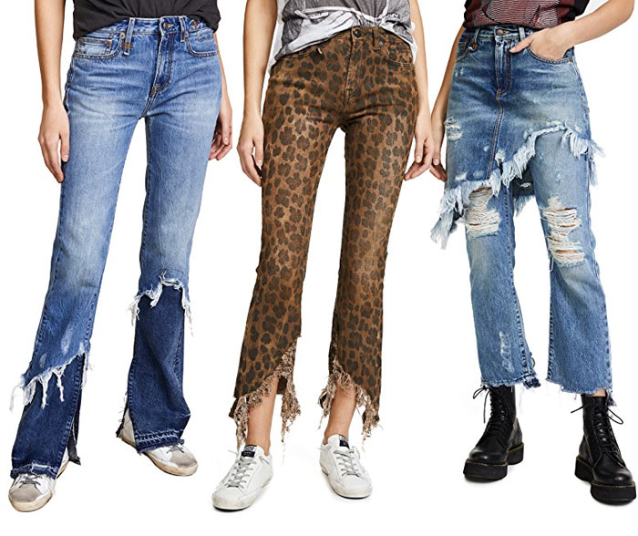 The Weirdest and Most Unique Denim at Shopbop - Jeans 9