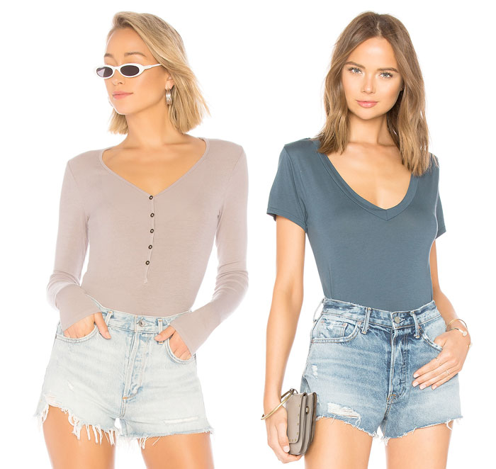 Ethical and Eco Friendly Wardrobe Essentials from LA Made - Tops 5