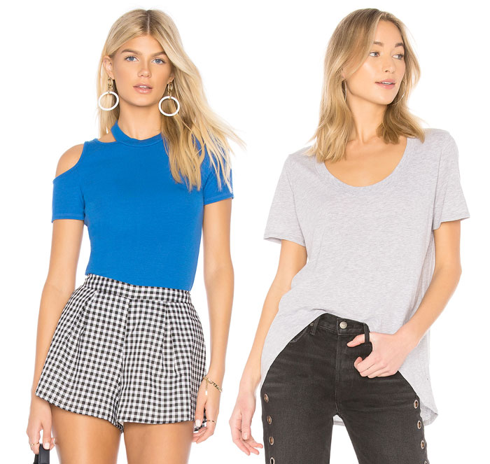 Ethical and Eco Friendly Wardrobe Essentials from LA Made - Tops