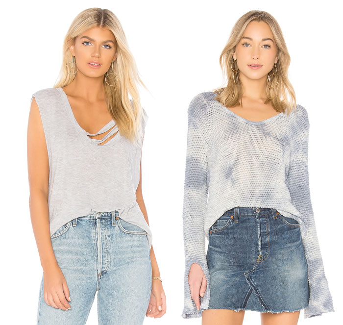 Ethical and Eco Friendly Wardrobe Essentials from LA Made - Tops 2